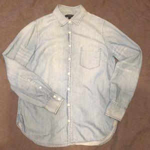 J Crew Chambray Shirt